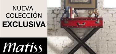 Nueva colección internacional exclusiva Matiss