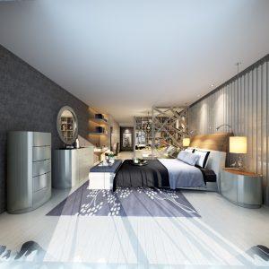 Dormitorio Oval